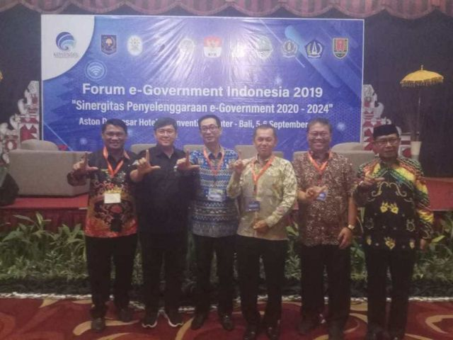 Rakornas Forum E-Government Indonesia 2019